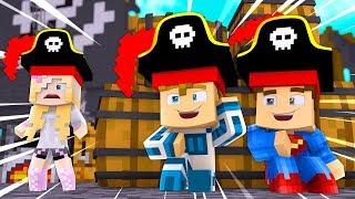 ZROBILIŚMY JEJ TROLLA!   Minecraft: Pirates Hide and Seek