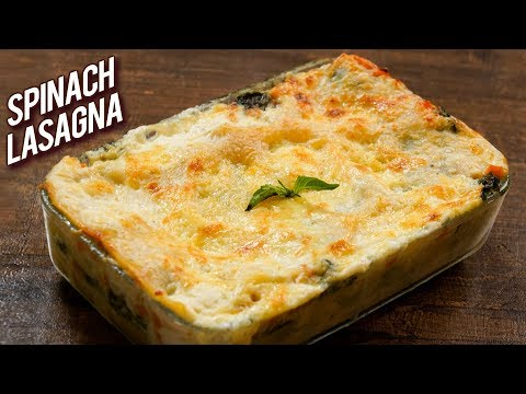 Xxx Mp4 BEST Spinach Lasagna Recipe How To Make Vegetable Lasagna At Home Bhumika 3gp Sex