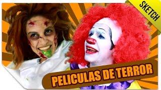 Películas De Terror En La Vida Real | SKETCH | QueParió!