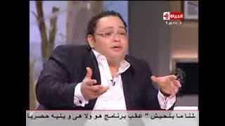 هو ولا هي - أحمد رزق يحكي الصعوبات التي تواجهه مع زوجته المغربية ( هتاكل إيه النهاردة يا أحمد )