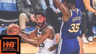 Golden State Warriors vs Minnesota Timberwolves Full Game Highlights | 12.10.2018, NBA Season