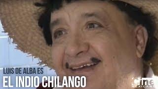 Luis De Alba en la comedia