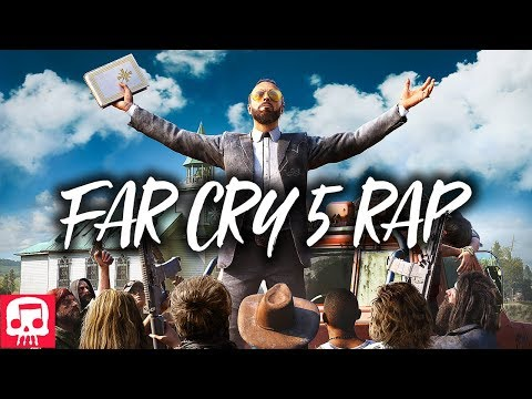 FAR CRY 5 RAP by JT Music feat. Miracle of Sound Shepherd of this Flock