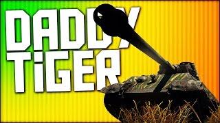 DADDY TIGER - Tiger 105 & Ho 229 - War Thunder RB Gameplay