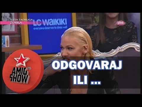 Xxx Mp4 Odgovaraj Ili Nataša Bekvalac Ami G Show S11 3gp Sex