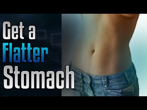Get a Flatter Stomach II - Help Tone Up Those Abs with Simply Hypnotic