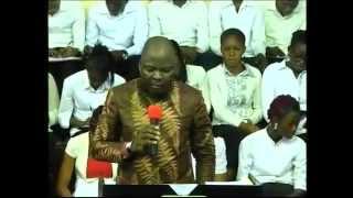 N°1 / Pasteur Roland Dalo / Les 5 maladies qui rongent l' Eglise / De Mon Pays Le Congo Kinshasa