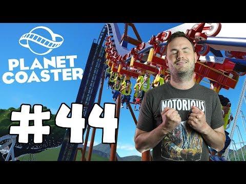 Sips Plays Planet Coaster (27/6/2017) - #44 - hey boys