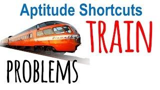 Train problems aptitude trick