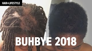 HAIR GROWTH AFTER PREDNISONE + OLD BRAIDLOC PATTERN & NEW PROJECT(S),