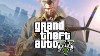 Grand Theft Auto V - Niko travels to Los Santos