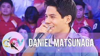 Daniel Matsunaga talks about being 'Pinoy' on GGV