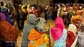 Somali wedding dancing