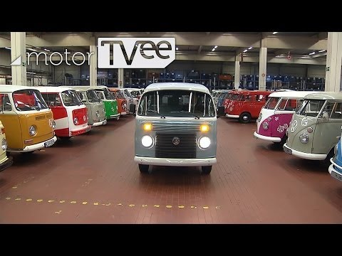 Xxx Mp4 New Vintage Car For 56 Years In Brazil The VW T2 MotorTVee 3gp Sex