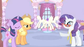 My Little Pony: Friendship is Magic S01E14 Suited for Success (Full Screen) Part 1