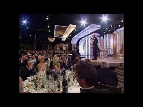 Hugh Laurie Wins Best Actor TV Series Drama Golden Globes 2006