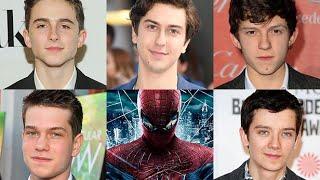 Potential New SPIDER-MAN Actors - AMC Movie News