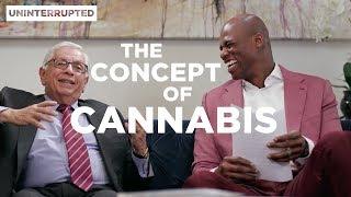 Al Harrington And David Stern Talk Medical Marijuana | THE CONCEPT OF CANNABIS