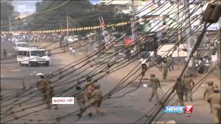 Clashes erupt after two die in funeral procession in Theni
