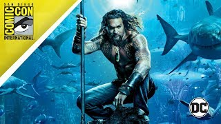 SDCC PREVIEW: Aquaman, Young Justice, Death of Superman & More