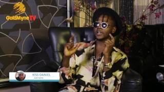 G-WORLDWIDE'S KISS DANIEL BREAKS DOWN NEW HIT, 'SOFA'