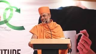 Pu. Gyanvatsal Swami Motivational Speech in Hindi..