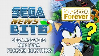SEGA Answers Our SEGA Forever Questions