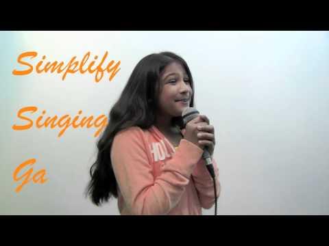 Ga - first ever vocal coaching app in Hindi/Urdu Language (Riya)