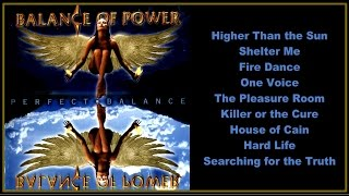 Balance of Power - Perfect Balance  (Full Album)