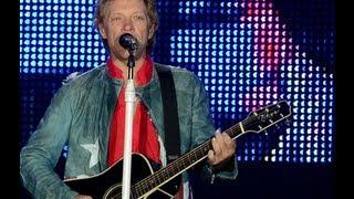 Jon Bon Jovi Rock in Rio 2013 Brazil HD