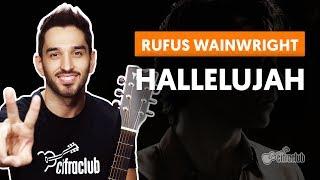 HALLELUJAH - Rufus Wainwright (aula de violão simplificada)