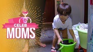 Celeb Moms: Jessica Iskandar | Putraku Rajin Banget - Episode 195