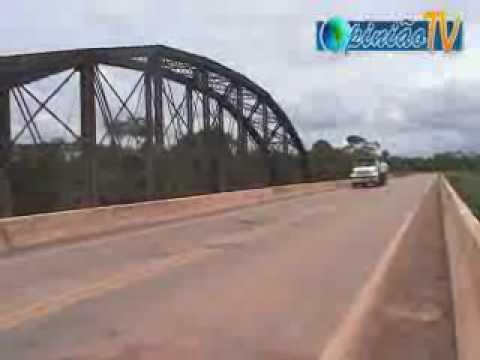 Elevacao Br e Ponte em Jacy Paraná