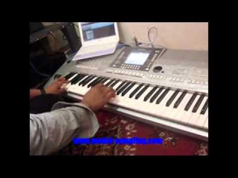 cara menggunakan sampling keyboard modulsampling