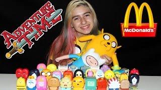Hora de Aventura no Mc Donald's (Brinquedo, Desenho, Mc Lanche Feliz, Funk Pop)