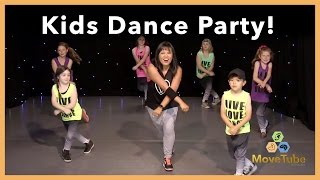 """Kids Learn a Dance to """"Can"""