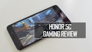Honor 5C Gaming Review (with Heating Test)