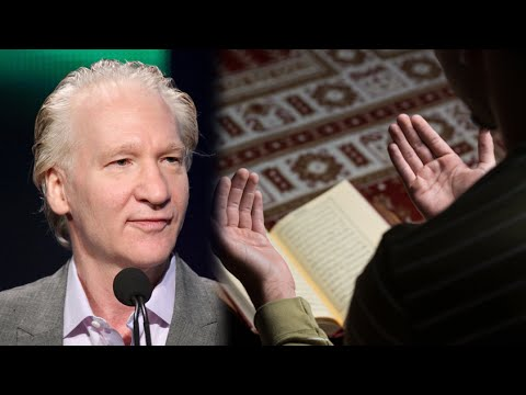 Xxx Mp4 Anti Muslim Bias Goes WAY Beyond Bill Maher Sam Harris 3gp Sex