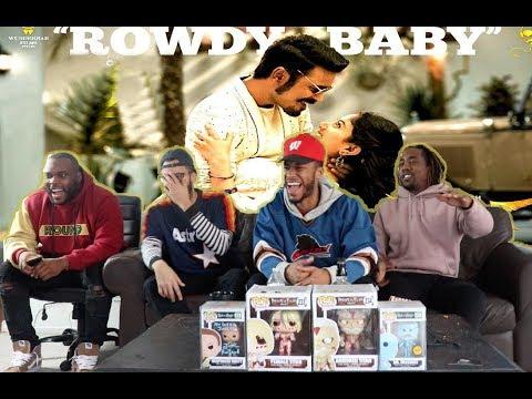Xxx Mp4 Maari 2 Rowdy Baby Video Song Dhanush Sai Pallavi Yuvan Shankar Raja Reaction Review 3gp Sex