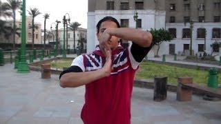 تعلم فن رقص التكسير بسهولة جدا مع النسر easy dance tutorial part 1