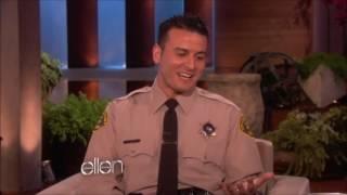 Shervin Lalezary on the Ellen Show