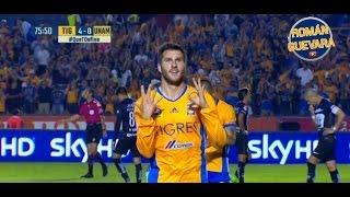 Los 50 Goles De André-Pierre Gignac Con Tigres HD