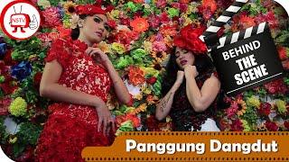 Duo Anggrek - Behind The Scenes Video Klip Panggung Dangdut - NSTV