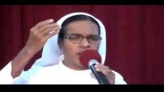Malayalam Christian Testimony by Sister Angelica