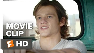 Monster Trucks Movie CLIP - Driving on the Roof (2017) - Lucas Till Movie