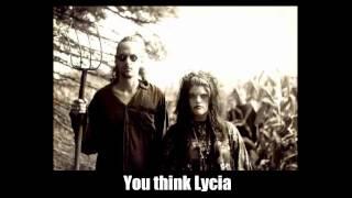 Autumnal Blood Moon - Darker Than Thou (Lyrics Video)