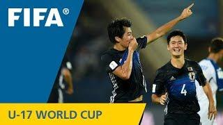 Match 10: Honduras v Japan – FIFA U-17 World Cup India 2017