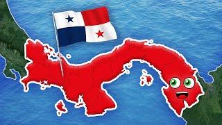 Panama Geography/Panama Country Provinces