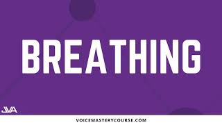 Breathing Vocal Exercise #7 (SSS For 30 Seconds)