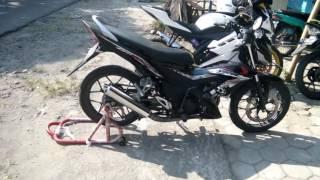 Honda Sonic 150cc knalpot satria Cbu THAILAND